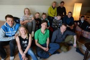 Kanotslalomtränarutbildning Falun