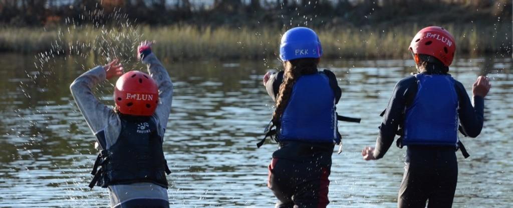 Falu kanotklubb ungdomsläger