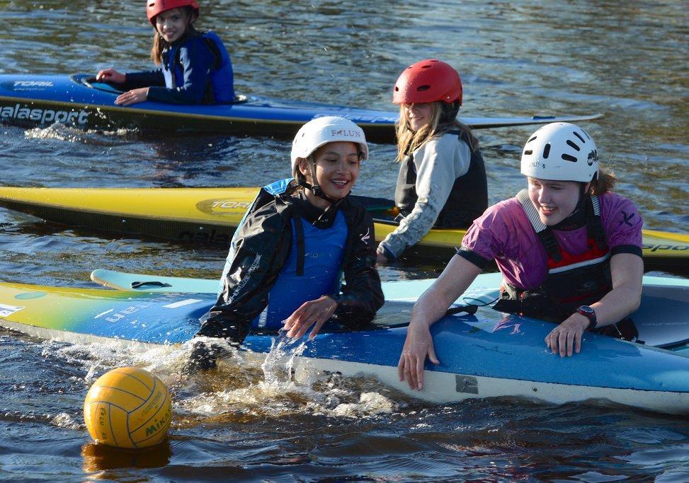 Falu kanotklubb läger