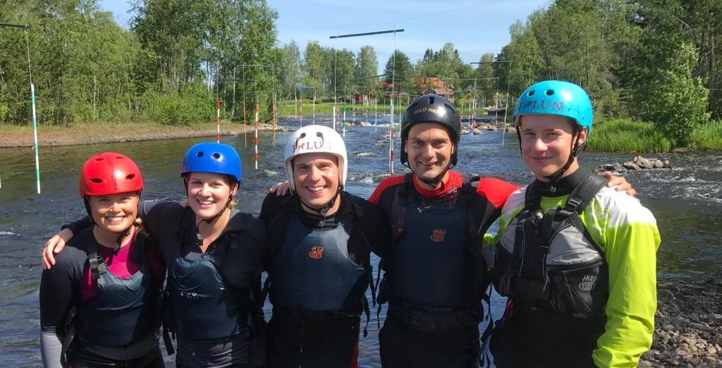 Falu kanotklubb Prova-på