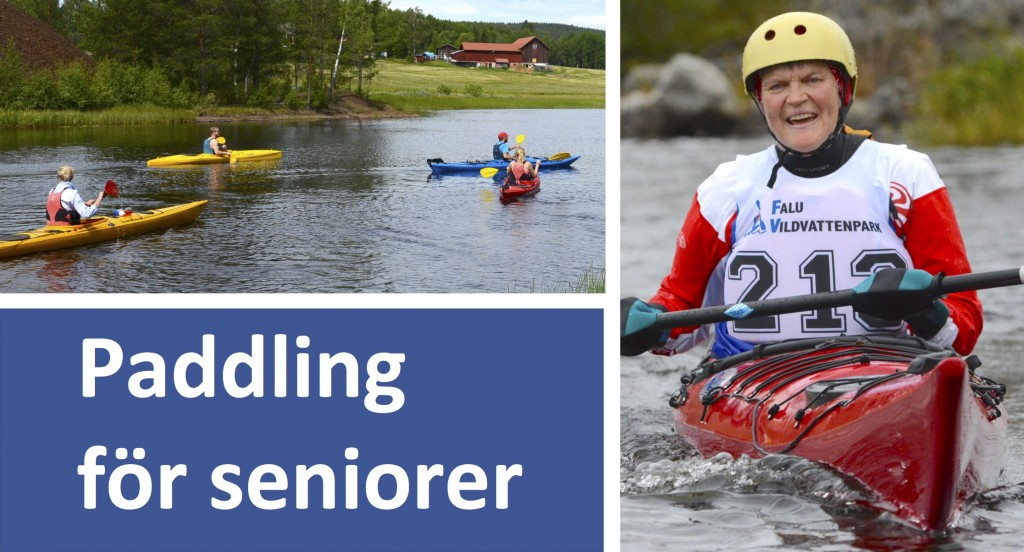 Paddling seniorer Falun